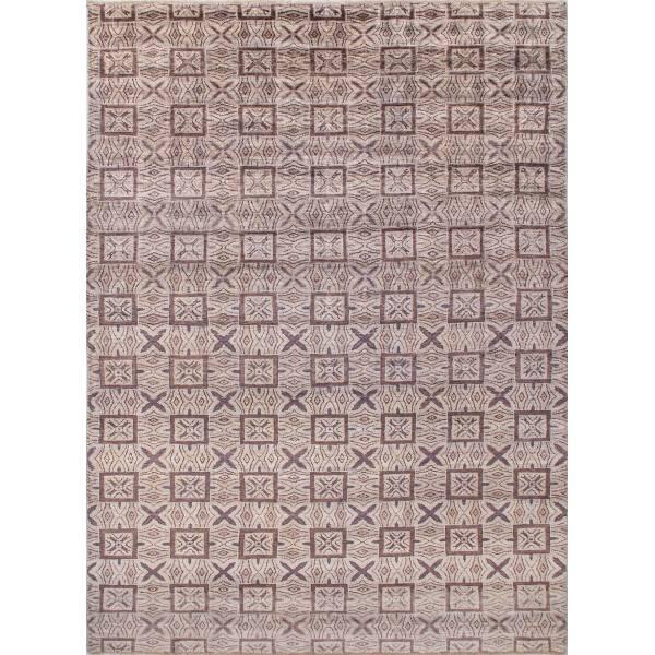 Indyjski jedwabny dywan