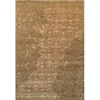 Orientalny, wełniany, indyjski dywan