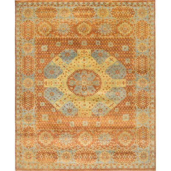 Wełniany indyjski dywan - mamluk