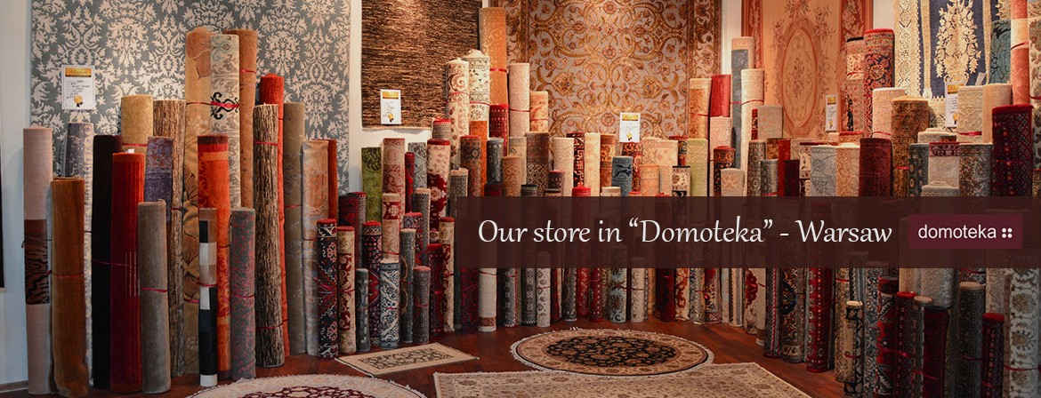 "Our store in ""Domoteka"" - Warsaw"